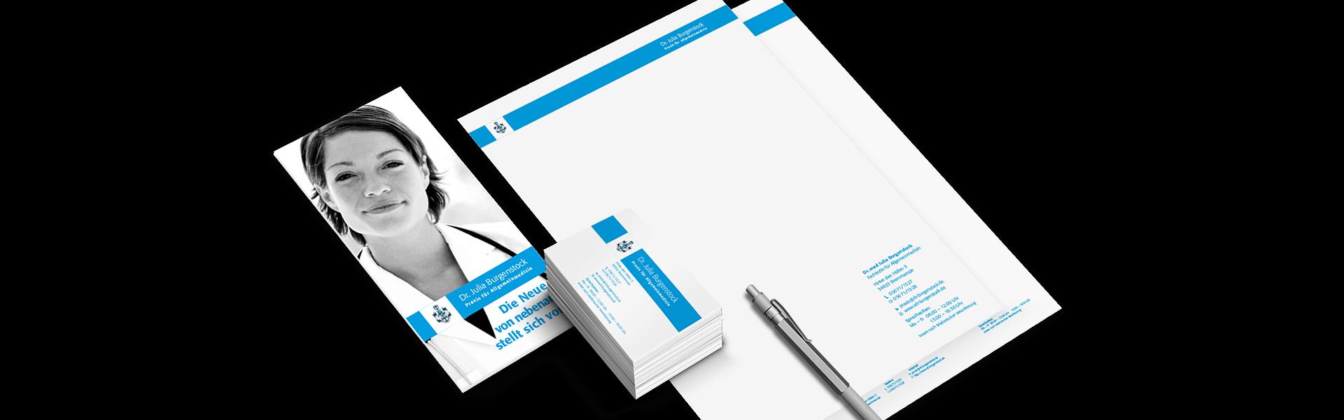 Printprodukte für Ihr Praxismarketing